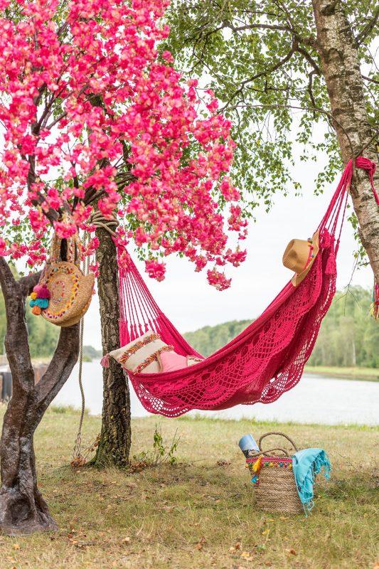 hammock pink