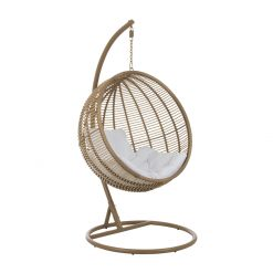 hanging round chair
