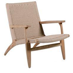 Armchair Natural Wood