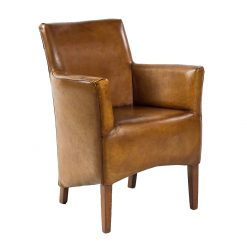 Chair Natural Leather