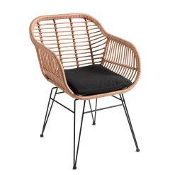 chair exterior rattan A