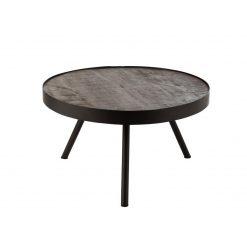 coffee table grey wood