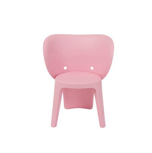 kids chair pink